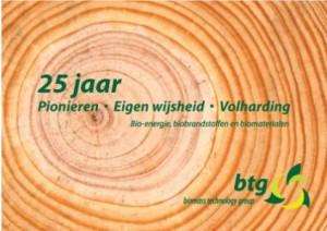 25 jaar BTG Biomass Technology Group